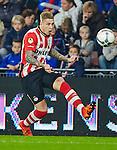 Nederland, Eindhoven, 27 oktober 2015<br /> KNVB Beker<br /> Seizoen 2015-2016<br /> PSV-Genemuiden<br /> Jordy de Wijs van PSV