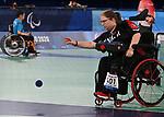 Alison Levine Boccia at the 2020 Paralympic Games in Tokyo, Japan-08/30/2021-Photo Scott Grant
