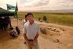 Oxus Civilization; Turkmenistan; BMAC; Fred Hiebert, National Geographic Fellow,  Ancient Cultures; Asia, mm7226, Oxus, Oxus River