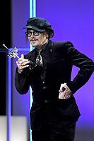 Donostia Award Presentation at the 69th San Sebastian International Film Festival