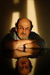 Salman Rushdie in 2005.