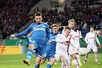 Vedad Ibisevic (Hoffenheim) erzielt das 2:1