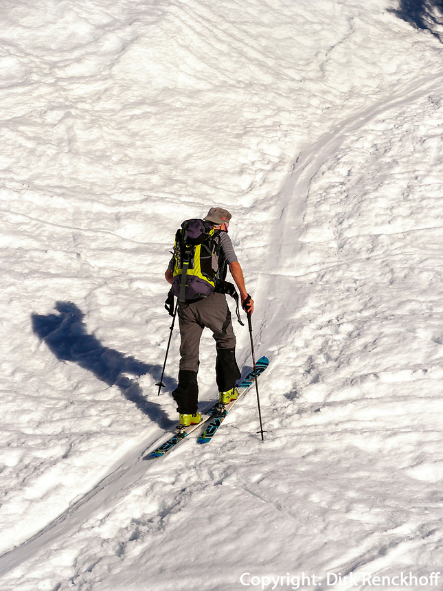 Wintersport, Ski-Gebiet Hochimst bei Imst, Tirol, Österreich, Europa<br /> wintersports, skiing area Hochimst, Imst, Tyrol, Austria, Europe