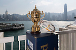 08Dec2014 - Rugby World Cup Trophy Tour - Hong Kong