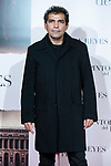 """Vladimir Cruz attends the PHOTOCALL of the PREMIERE from the movie """"Painters and Kings of the Prado""""<br /> December  4, 2019. <br /> (ALTERPHOTOS/David Jar)"""