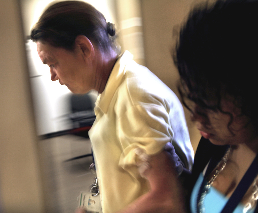 Substance abuse is not uncommon for residents at Crossroads so when a guest returns to the shelter intoxicated and unstable she is escorted to a private area for help to protect her and mitigate the potential for problems with other residents. Programs are available to deal with substance abuse and other life-limiting problems.  Many of the residents work towards healing and stability.