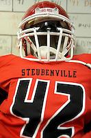 STUBENVILLE H.S..BIG RED FOOTBALL.NIKE