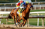 ARCADIA, CA DECEMBER 26: #4 Charlatan, ridden by Mike Smith who takes a look back at  #3 Nashville, ridden by Ricardo Santana, Jr., battle for the lead entering the stretch of the Runhappy Malibu Stakes (Grade l) on December 26, 2020 at Santa Anita Park in Arcadia, CA. (Photo by Casey Phillips/EclipseSportswire/CSM)