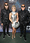 "Lance LePere, Jane Krakowski and Michael Kors attends Bette Midler's New York Restoration Project hosts the 22nd Annual Hulaween Event ""Hulaween in the Cosmos"" at St. John the Divine on October 29, 2018 in New York City."