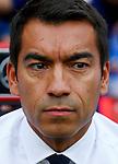 Nederland, Eindhoven, 30 augustus 2015<br /> Eredivisie<br /> Seizoen 2015-2016<br /> PSV-Feyenoord<br /> Giovanni van Bronckhorst, trainer-coach van Feyenoord.