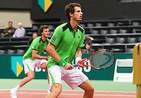 11-02-11Tennis, Rotterdam, ABNAMROWTT, Murray, Murray,