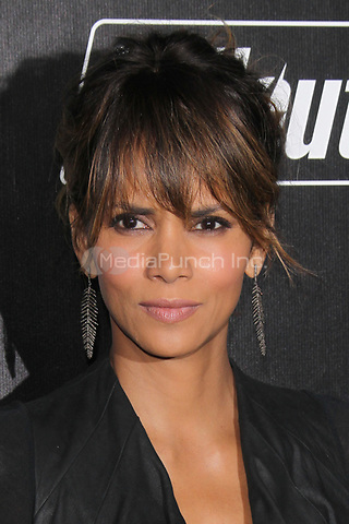 LOS ANGELES, CA - NOVEMBER 5: Halle Berry at the Fallout 4 video game launch event in downtown Los Angeles on November 5, 2015 in Los Angeles, California. Credit: mpi21/MediaPunch