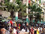 Jalan Petaling, the market in Chinatown, Kuala Lumpur