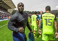 Wycombe Wanderers v Exeter City - 01.10.2016