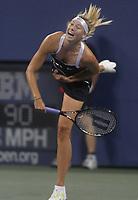 Maria Sharapova, 9-3-09, Photo By John Barrett/PHOTOlink