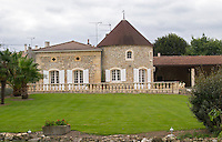 Chateau Saint christophe, Cru Bourgeois, Saint-Chrystoly-Medoc. Medoc, Bordeaux, France