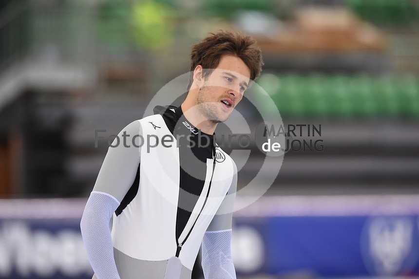 SPEED SKATING: HAMAR: Viking Skipet, 03-02-2019, ISU World Cup Speed Skating, Joel Dufter (GER), ©photo Martin de Jong
