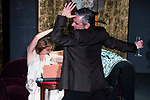 "Lola Baldrich and Jose Emlio Vera during the theater play of ""Addio del Passato"" at Fernan Gomez Theater in Madrid. March 15, 2017. (ALTERPHOTOS/Borja B.Hojas)"