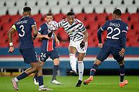 Anthony Martial (Man Utd) vs Abdou Diallo (PSG) <br /> Paris  20/10/2020 <br /> Paris Saint Germain PSG - Manchester United <br /> Champions League 2020/2021<br /> Photo JB Autissier / Panoramic / Insidefoto <br /> Italy Only