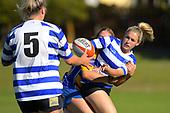 Woman's Rugby - Wanderers v Riwaka