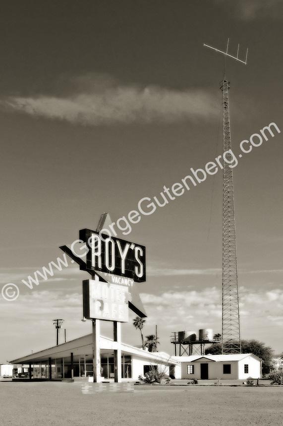 Roy's Motel, Amboy, Route 66
