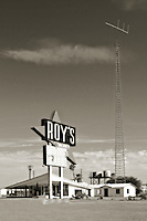 Roy's Motel, Amboy, Route 66