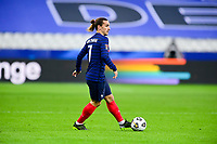 24th March 2021; Stade De France, Saint-Denis, Paris, France. FIFA World Cup 2022 qualification football; France versus Ukraine;  GRIEZMANN ANTOINE (France)
