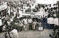 Enterro do líder sindical Gringo assassinado no sul do Pará Conceição do Araguaia-Pará-Brasil.<br />Foto: Lúcio Flávio Pinto/ Interfoto<br />1977<br />Negativo PxB nº 5684 FC 014 F17