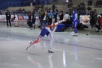SPEEDSKATING: Calgary, The Olympic Oval, 07-02-2020, ISU World Cup Speed Skating, 1000m Ladies Division B, Ellia Smeding (GBR), ©foto Martin de Jong