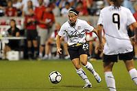 Sarah Huffman...USWNT tied Sweden 1-1 at Morrison Stadium, Omaha Nebraska.