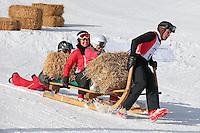 Renzo's Schneeplausch 2016 - Renzo Blumenthal / Urs Meier / Linda Fäh / Nina Havel