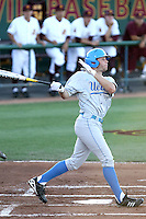 Cody Keefer #7 of the UCLA Bruins plays against the Arizona State Sun Devils on May 27, 2011 at Packard Stadium, Arizona State University, in Tempe, Arizona. .Photo by:  Bill Mitchell/Four Seam Images.