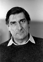 entrevue Jean-Claude Brisseau , 27 novembre 1989<br /> <br /> PHOTO :  Agence Quebec Presse