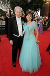Danielle and John Ellis at the Houston Grand Opera Ball - Carousel! at the Wortham Theater Saturday April 9,2016.(Dave Rossman Photo)