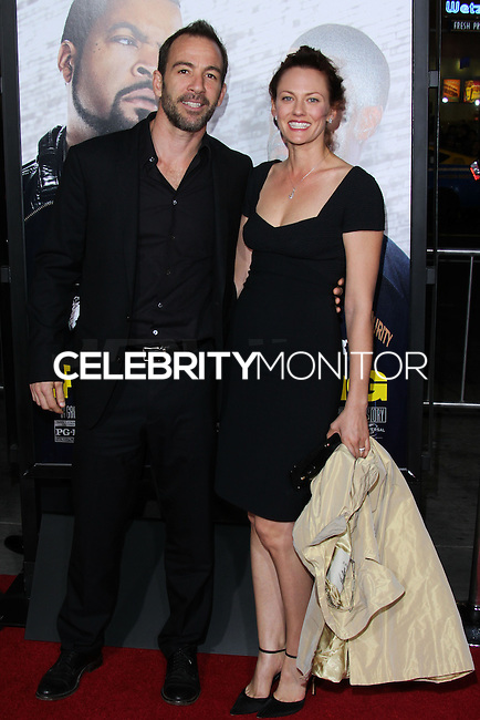 """HOLLYWOOD, CA - JANUARY 13: Bryan Callen at the Los Angeles Premiere Of Universal Pictures' """"Ride Along"""" held at the TCL Chinese Theatre on January 13, 2014 in Hollywood, California. (Photo by David Acosta/Celebrity Monitor)"""