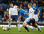 Jon Daly crowded out