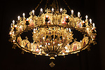 Chandelier, Church of the Assumption of the Virgin Mary