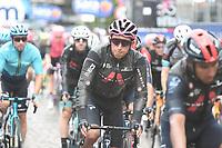 23rd May; 2021 Giro D Italia stage 15, Grado to Gorizia;  IneGrenadiers Bernal Gomez, Arley arrives in Gorizia
