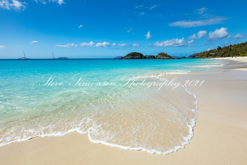 Trunk Bay <br />