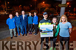 Launching the 10miler and 5k run for the Kerry Hospice on Thursday in the Rose Hotel and it will take place on February 16th. Front l to r: Derek Griffin, Michelle Greaney and Niamh O'Mahoney.<br /> Back l to r: Joe Hennebry, Stephen Moore, Mark Sullivan, Doireann Moore and Maura Sullivan.