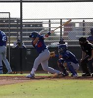 Yeiner Fernandez - 2020 AIL Dodgers (Bill Mitchell)