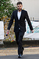 2019 11 11 Daniel Ashleigh Williams at Swansea Magistrates Court, Wales, UK