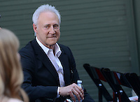 Brent Spiner @ Emmerich Hand and Footprint Ceremony held @ the Chinese theatre.<br /> June 20, 2016.