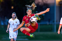 Spain's Alexia Putellas during the match of  European Women's Championship 2017 at Las Rozas, between Spain and Montenegro. September 15, 2016. (ALTERPHOTOS/Rodrigo Jimenez) /NORTEPHOTO