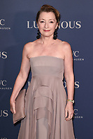 Lesley Manville<br /> arriving for the LUMINOUS Gala 2019 at the Roundhouse Camden, London<br /> <br /> ©Ash Knotek  D3522 01/10/2019
