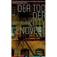 Der Tod Der Kitty Genovese<br /> (The Death of Kitty Genovese)<br /> By Didier Decoin<br /> <br /> Published February 2011<br /> Publisher - Arche Literatur Verlag, Germany<br /> <br /> Photo of a New York City tenement apartment building at night available for licensing from plainpicture.  Please go to www.plainpicture.com and search for image # p5690180