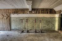 2014/04/21 Abandoned GSSD Barrack