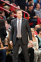 Head Coach Scott Brooks (Washington Wizards) - 22.01.2020: Miami Heat vs. Washington Wizards, American Airlines Arena