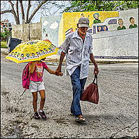 Faces Of Cuba - headed for school and another day of learning.<br />