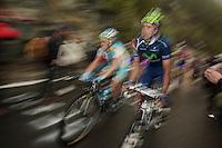 Giro d'Italia stage 14.Chersco-Cervinia: 206km.